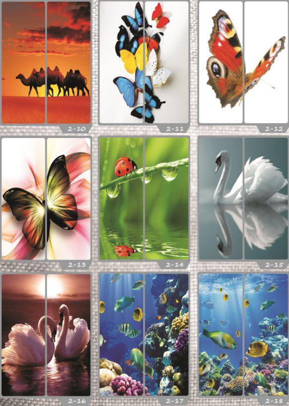 Фотомолекулярная печать полноцветные рисунки (9)