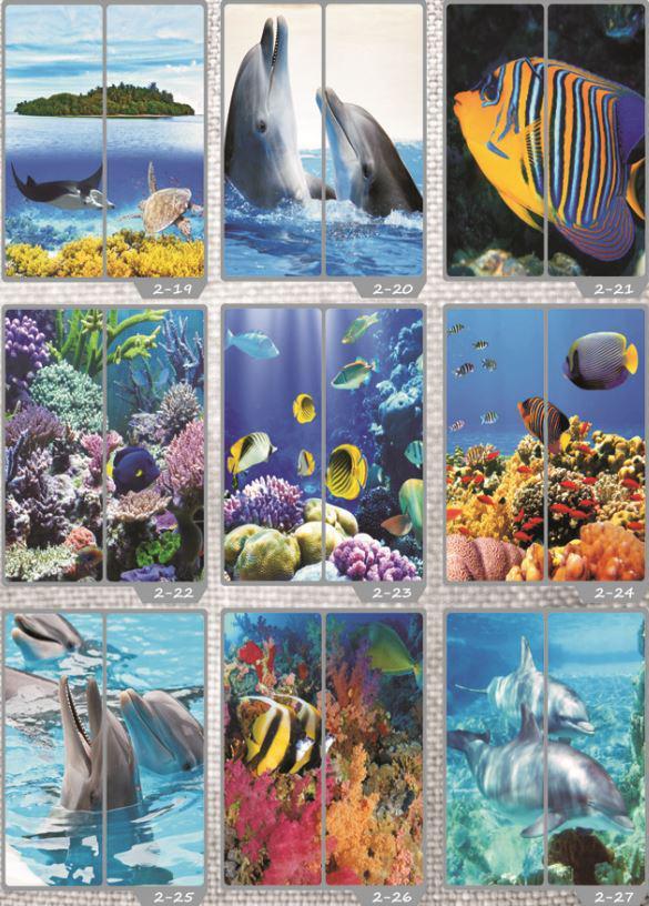 Фотомолекулярная печать полноцветные рисунки (10)
