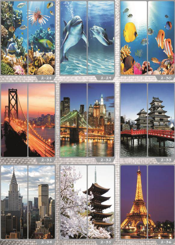 Фотомолекулярная печать полноцветные рисунки (11)