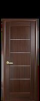 """Межкомнатные двери """"Мира"""" со стеклом сатин, фото 1"""