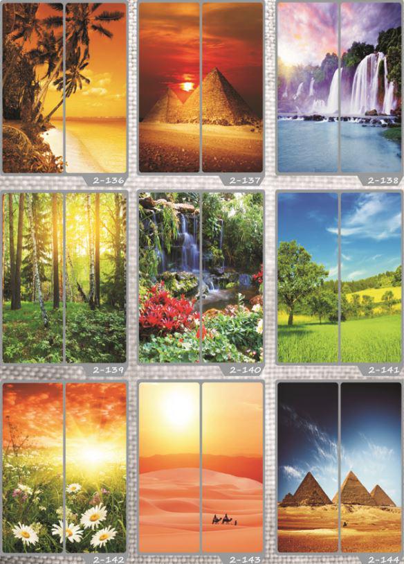 Фотомолекулярная печать полноцветные рисунки (23)