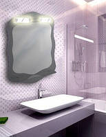 Зеркало для ванной комнаты 600х800 мм Ф79