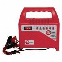 Зарядное устройство 6-12 В со светодиодными индикаторами AT-3012 Intertool
