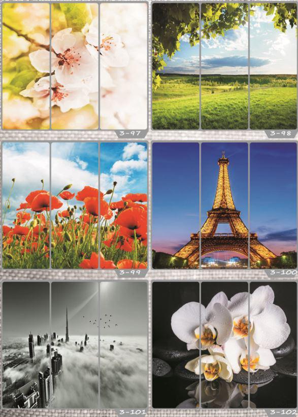 Фотомолекулярная печать полноцветные рисунки (58)