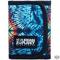 Кошелек из ткани Urban Planet HYPER Tie Dye
