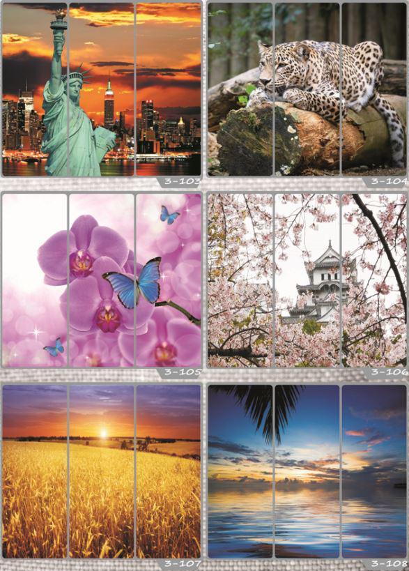 Фотомолекулярная печать полноцветные рисунки (59)