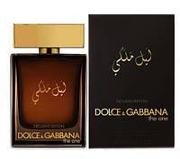 Мужская оригинальная туалетная вода Dolce&Gabbana The One Royal Night (королевская ночь),100ml NNR ORGAP /0-55
