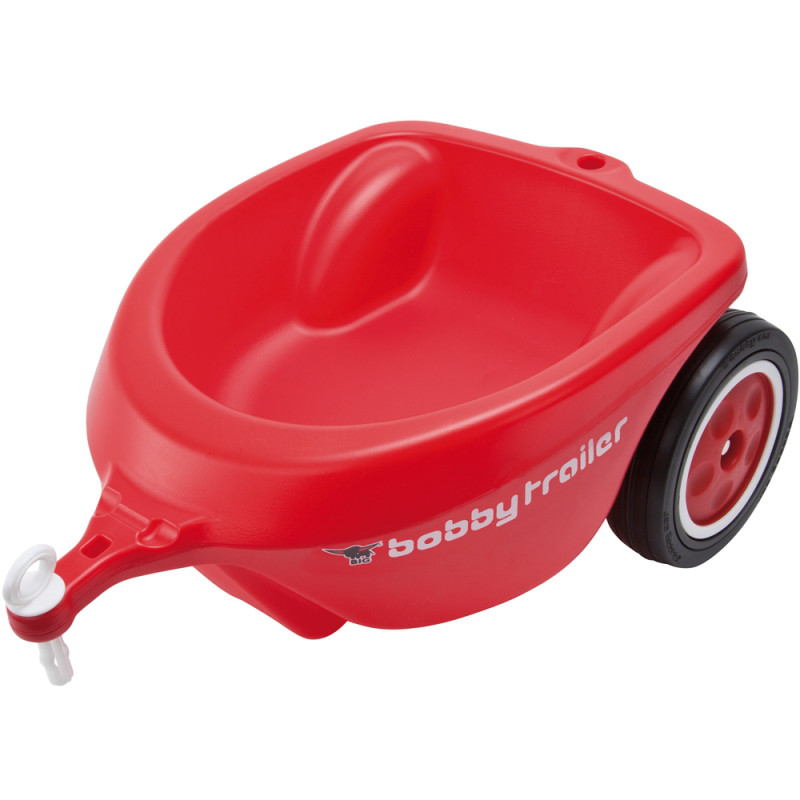 Прицеп для машинки каталки New Bobby Car Big 56280