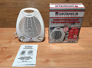 Тепловентилятор Grunhelm FH-03