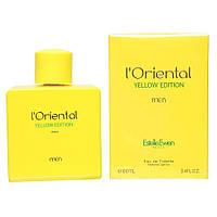 Чоловіча туалетна вода l oriental yellow edition 100 ml