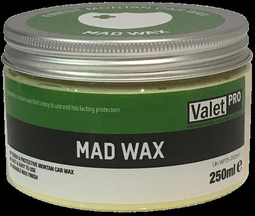 Valet Pro Mad Wax пастообразный воск на основе монтана