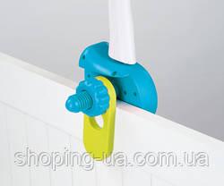 Музыкальный мобиль Цветочек голубой Cotoons Smoby 110110, фото 3