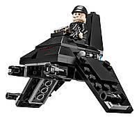 Конструктор Лего Микро истребитель Имперский шаттл LEGO Star Wars 75163