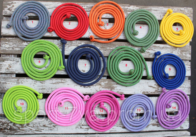 Скакалки для художественной гимнастики 3 м