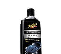 Meguiar's G19216 Автомобильная полироль, черная- G192 Ultimate Polish Pre-Waxing Glaze (473 мл.)