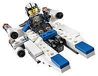 Конструктор Лего звездные войны Микро истребитель типа LEGO Star Wars U 75160