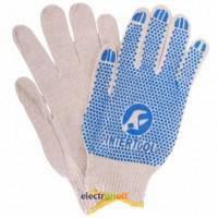 Перчатка защитная трикотажная с ПВХ покрытием SP-0134 Intertool