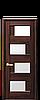 """Межкомнатные двери """"Сиена"""" со стеклом сатин"""