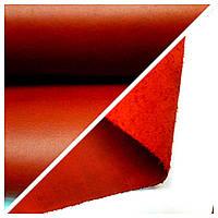 Кожа КРС Кайзер красный МАК 1,4-1,6 мм