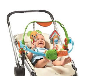"""Дуга для автокрісла і коляски Дивовижні відкриття """" Tiny Love 1403705830, фото 2"""