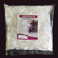 Фибра полипропиленовая для стяжки пола 12 мм, 150 гр.