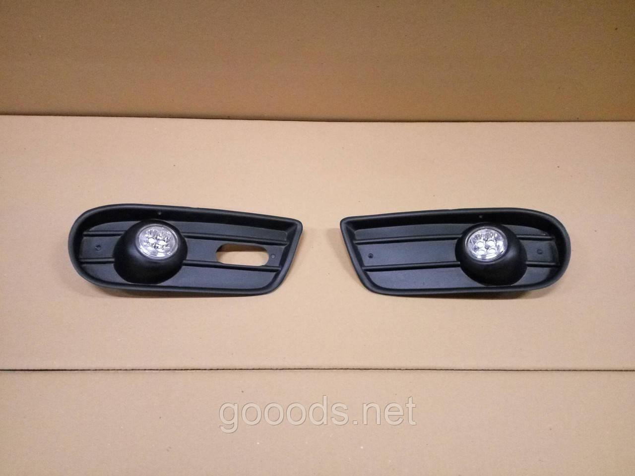 Фары Volkswagen T4 противотуманные диодные