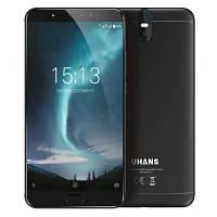 Оригинальный cмартфон Uhans Max 2    2 сим,6,44 дюйма,8 ядер,64 Гб,13 Мп,4300 мА\ч.