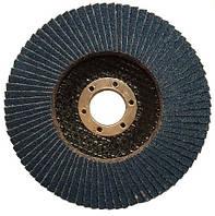 Круг лепестковый торцевой INOX, 125mm (Р-40)