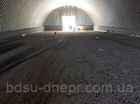Бетонирование зернохранилищ, складов, ангаров в Днепре