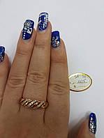 Кольцо женское из медицинского золота.