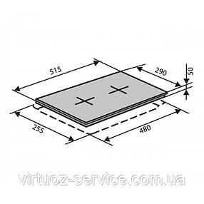Электрическая поверхность Ventolux HE302 (WH) 2, фото 2
