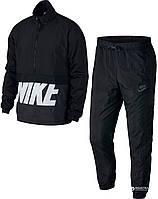 Спортивный костюм Nike M Nsw Trk Suit Wvn Hybrid 886511-010