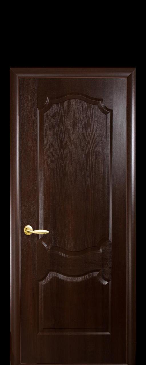 """Межкомнатные двери """"Вензель"""" глухое полотно"""