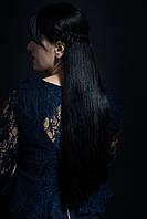 Французкое кератиновое восстановление волос