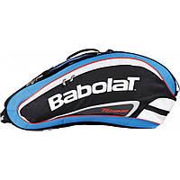 Чехол для теннисных ракеток BABOLAT X3 TEAM LINE(751056/136)
