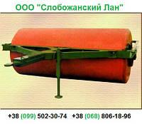 🇺🇦 Одно-, двох-, трехсекционные навесные водоналивные катки для грунта (в комплекте с тормозами)
