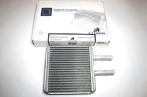 Радиатор отопителя АВЕО (b=182) (алюмин) ЛУЗАР