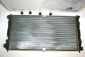 Радиатор охлаждения 2123 Шеви (алюмин.) ЛУЗАР