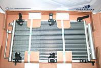 Радиатор кондиционера с ресивером 1118 ЛУЗАР