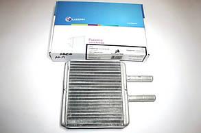 Радиатор отопителя АВЕО (b=198) (алюм-паяный) ЛУЗАР