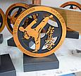 Кубок, спортивные награды, кубок карате, фото 2