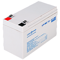Аккумулятор для ИБП,мультигелевый, LP-MG 12 - 7,2 AH