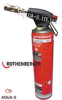 Паяльник газовый  ROFIRE PIEZO + БАЛОН 300 7 /16  Rothenberger