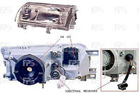 Фара передняя правая сторона H4+H3 механика/электро NISSAN PRIMERA 91-96 SDN HB (P10)