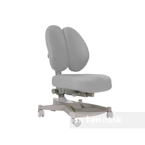 Детское ортопедическое кресло FunDesk Contento Grey