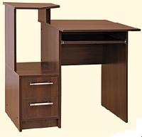 Компактный компьютерный стол Дельта. Стол для компьютера и ноутбука.