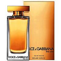 Туалетная вода для женщин Dolce&Gabbana The One