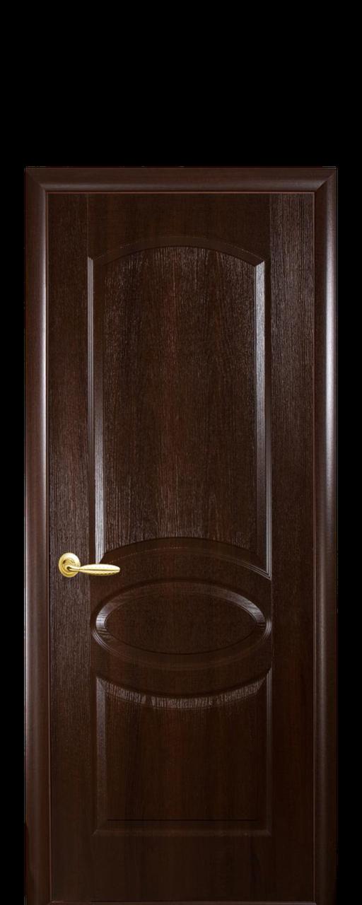 """Межкомнатные двери """"Овал"""" глухое полотно"""