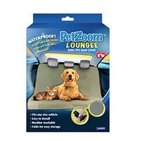 Чехол на автокресло для перевозки животных PetZoom