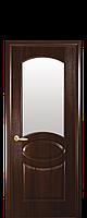 """Межкомнатные двери """"Овал"""" со стеклом сатин, фото 1"""